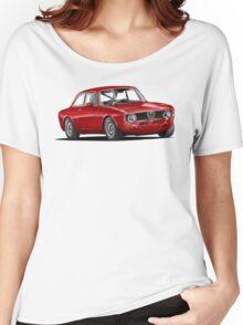 Alfa Romeo Gulia GTA Women's Relaxed Fit T-Shirt
