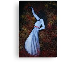 Secret Love Canvas Print