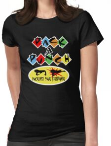 Pack A Punch Womens Fitted T-Shirt