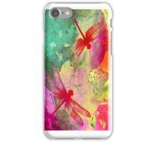 DRAGONFLIES. iPhone Case/Skin