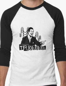 Trololo  Men's Baseball ¾ T-Shirt