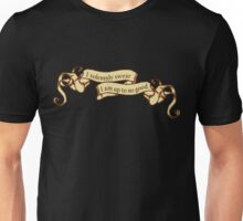 I Solemnly Swear I Am Up to No Good Banner Unisex T-Shirt