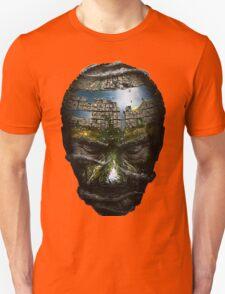Earth's face Unisex T-Shirt