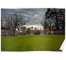 ECU Campus Poster