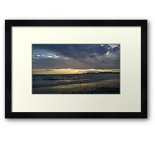 Adriatic Sea Framed Print