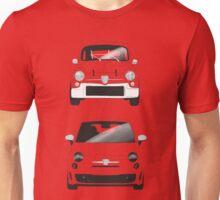 Fiat 500 600 Abarth Unisex T-Shirt
