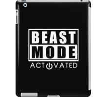 Beast Mode Gym Bodybuilding Sport Motivation iPad Case/Skin