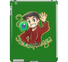 Jacksepticeye - Top of the Mornin iPad Case/Skin