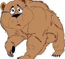 Learned Bear by CommanderRho