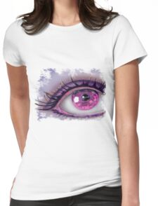 I'll be seeing you - T Womens Fitted T-Shirt