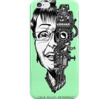 5ARAH PAL1N iPhone Case/Skin