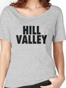 Hill Valley - Back To The Future Women's Relaxed Fit T-Shirt