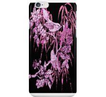 PINK BIRDS. iPhone Case/Skin