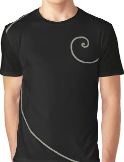 Fibonacci Spiral Graphic T-Shirt