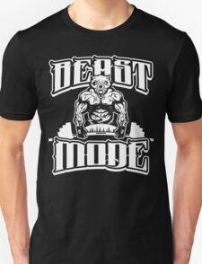 Beast Mode Gym Fitness Sports T-Shirt