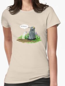 Germinate! Womens Fitted T-Shirt