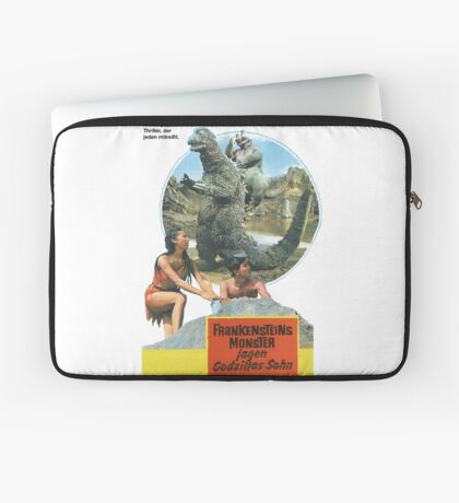 Frankensteins Monster Laptop Sleeve