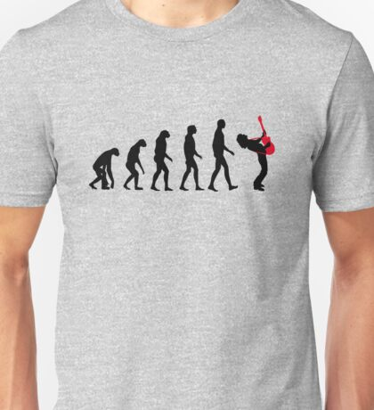 Rock Evolution Unisex T-Shirt