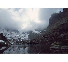 Lake of Glass Photographic Print