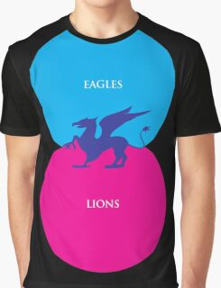 Griffon Venn Diagram Graphic T-Shirt