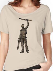Army Of Darkness Ash Quotes Women's Relaxed Fit T-Shirt