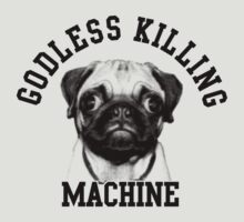 godless killing maschine by Cheesybee