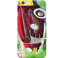 Reflections in the 1940 Marriott Woodie - IPhone Case iPhone Case/Skin