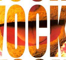 Fozzie Wocka Sticker