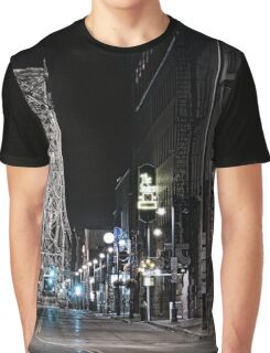 2 A.M. on South Lake Ave Graphic T-Shirt