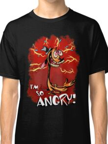 Ren is so Angry Classic T-Shirt
