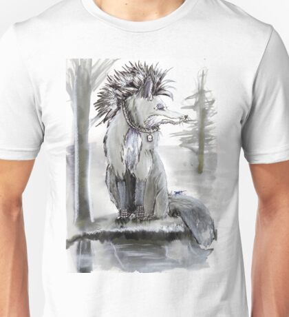 Foxy Punk Unisex T-Shirt