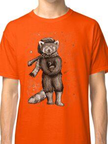 Pumpkin the Red Panda Classic T-Shirt