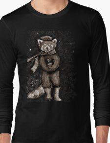 Pumpkin the Red Panda Long Sleeve T-Shirt