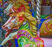 The gallopers. by naranzaria