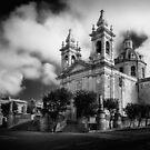 Sannat Parish Church by Pete Latham