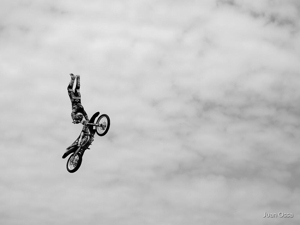 Defying Gravity by Juan Ossa