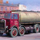 AEC Mammoth Major Bulwark by Mike Jeffries