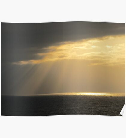 Rays of the Sun - Rayos del Sol Poster