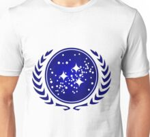 United Federation of Planets Logo Unisex T-Shirt