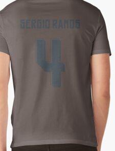 Sergio Ramos 2015/2016 Mens V-Neck T-Shirt