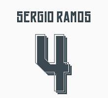 Sergio Ramos 2015/2016 Unisex T-Shirt