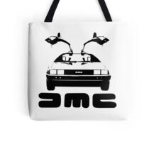 DeLorean DMC Tote Bag