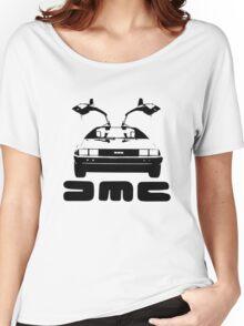 DeLorean DMC Women's Relaxed Fit T-Shirt
