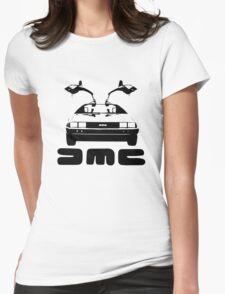 DeLorean DMC Womens Fitted T-Shirt