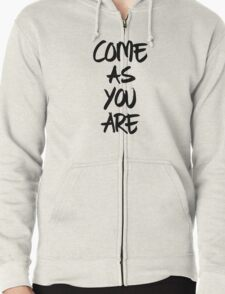 Come as you are, brush - OneMandalaAday T-Shirt