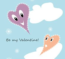 Be my Valentine! by Vac1