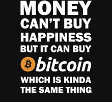 Bitcoin Happy Money Unisex T-Shirt