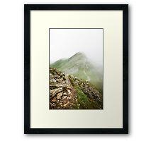 Golm (Alps, Austria) #17 Framed Print
