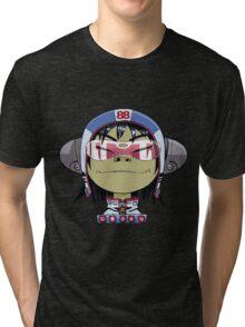 Noodle - Gorillaz Tri-blend T-Shirt