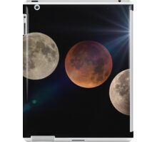 super moons iPad Case/Skin